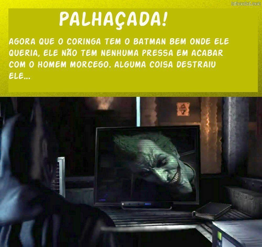 Asilo Arkham - Heróis XXX (4)