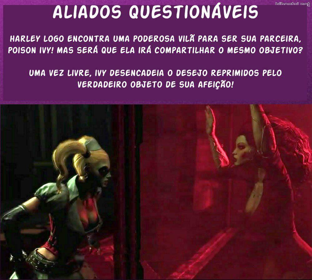 Asilo Arkham - Heróis XXX (9)