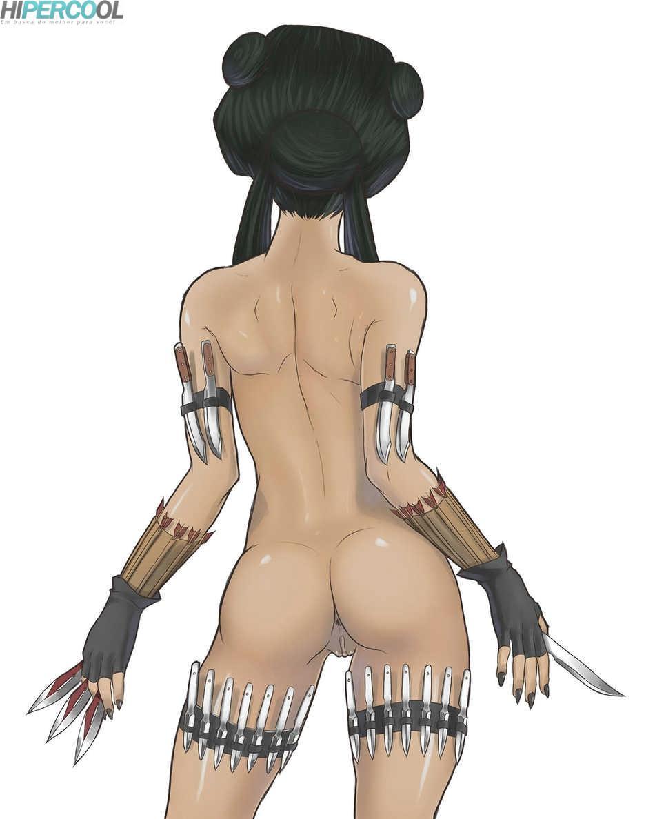 Avatar Pornô - Katara dando pra dois (1)