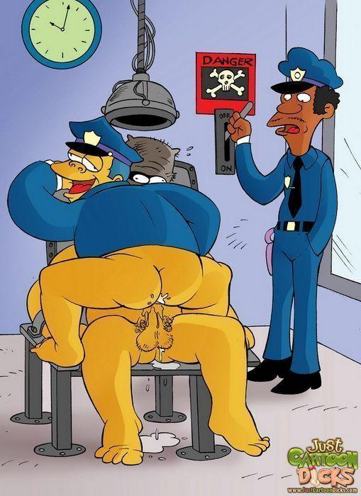 Cartoon-gay-dos-Simpsons-11