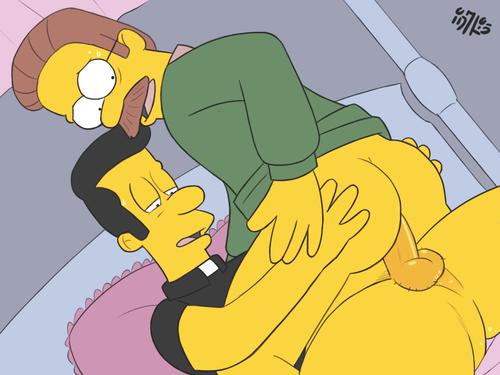 Cartoon-gay-dos-Simpsons-3