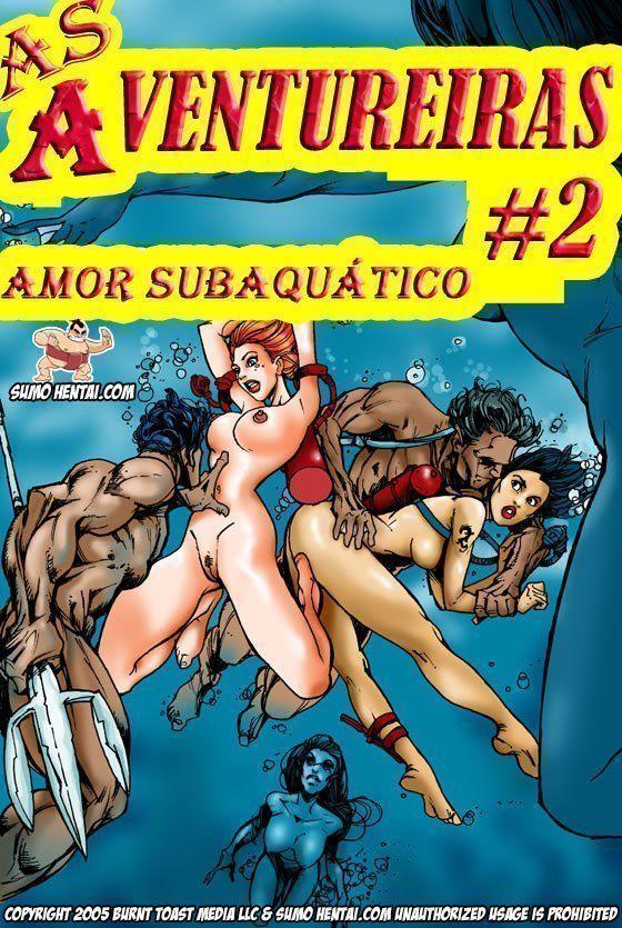 As aventuras 02 – Amor subaquático