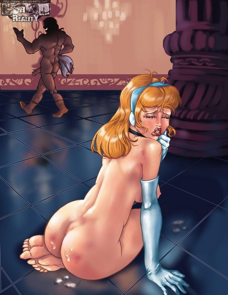 O-anal-da-Cinderela-Cartoon-de-Sexo-5