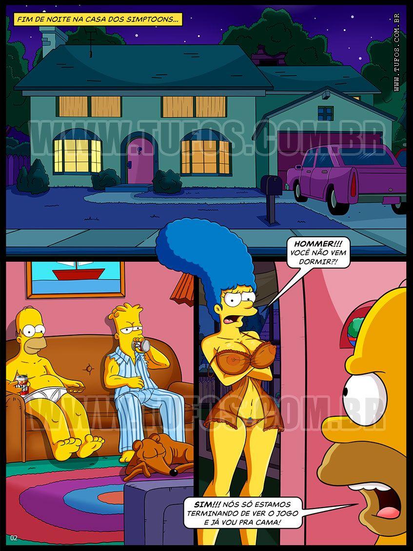 Marge-Simpsons-excitada-em-noite-de-futebol-3