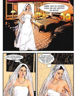 Conto Erótico – Dia de casamento