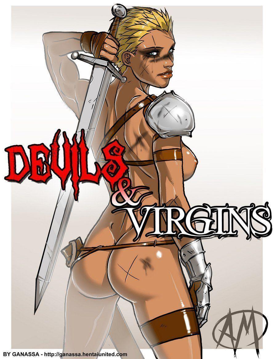 HQ de Sexo – Demônios e as virgens