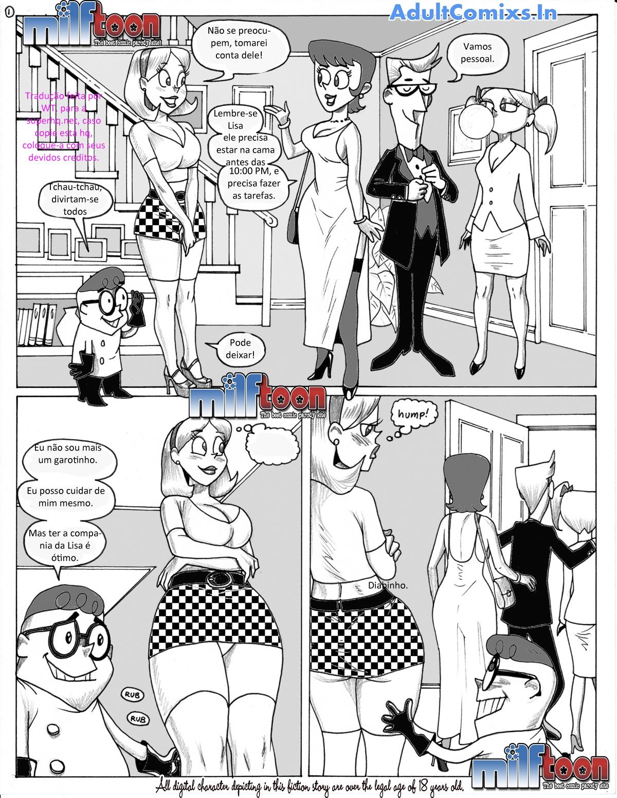 Dexter-e-a-babá-Cartoon-Erótico-1