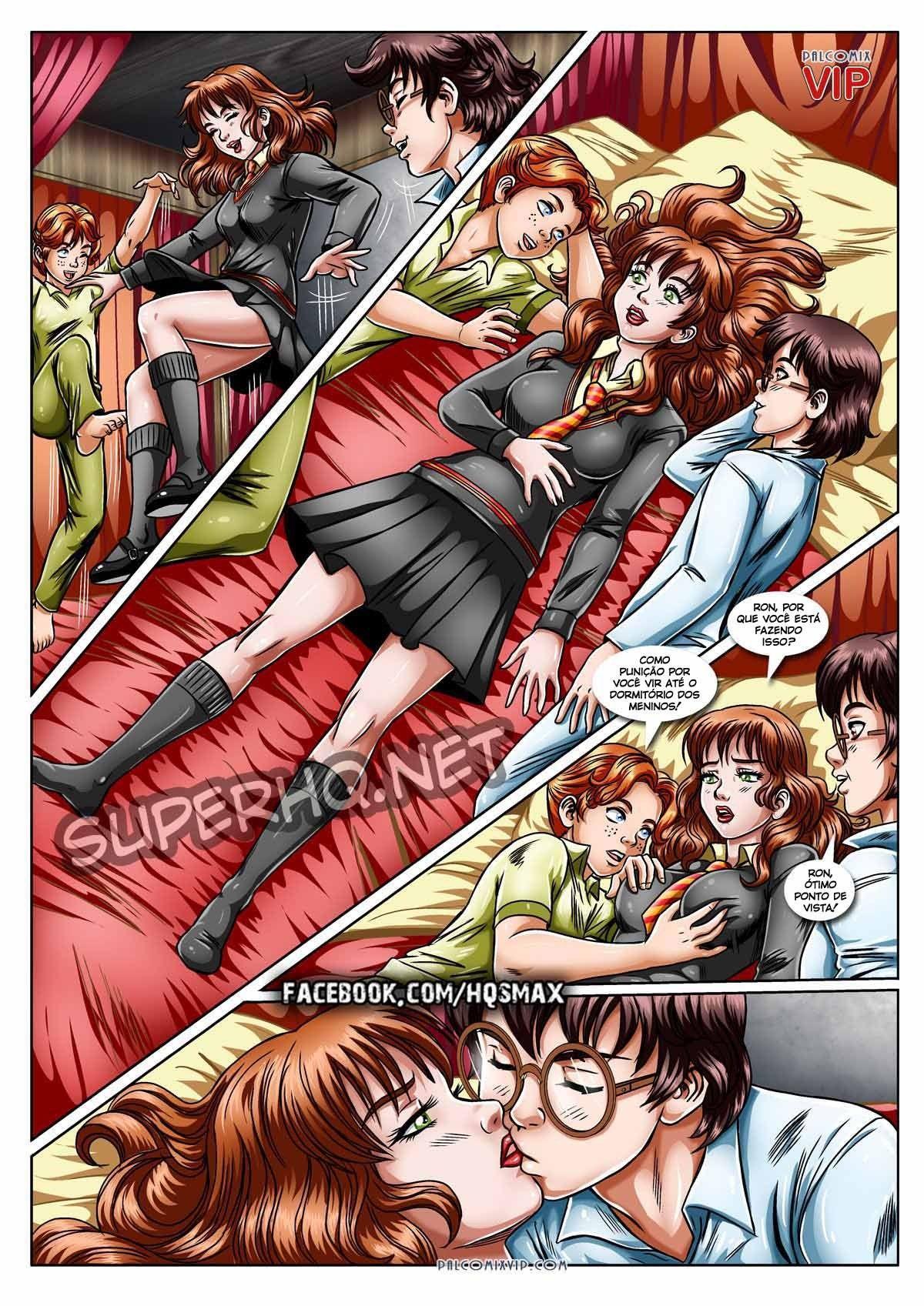 O-presente-da-Hermione-Harry-Potter-HQ-Erótico-3