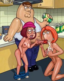 Cartoon pornô Family Guy