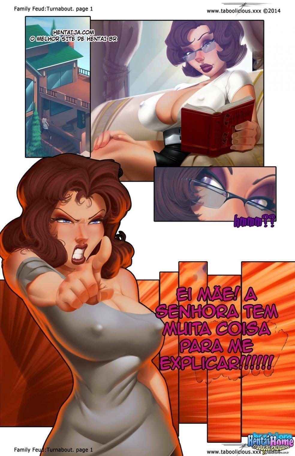 Pegando-o-irmão-Comics-pornô-1