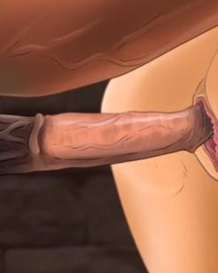 Desenhos hentai pau de cavalo fodendo buceta