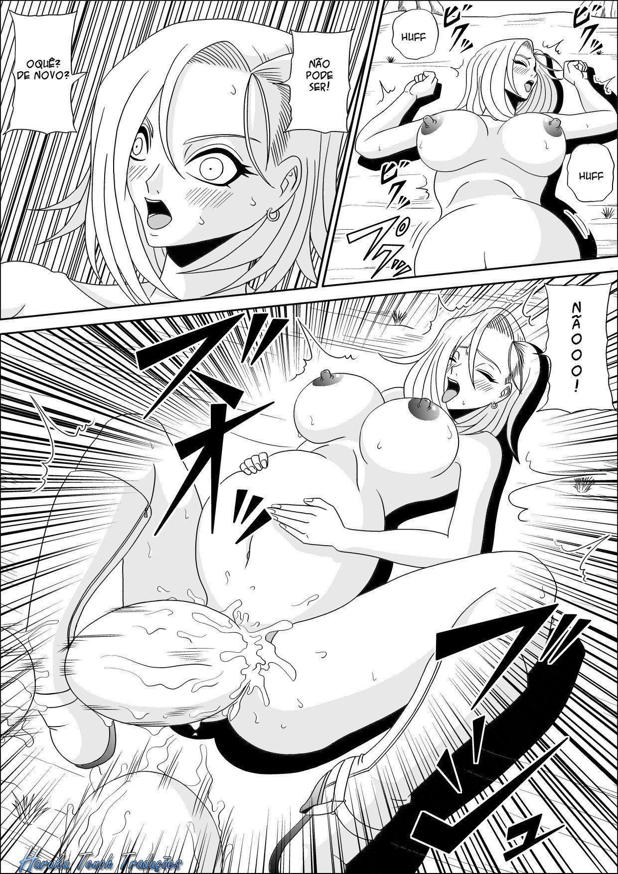 Dragon-Ball-Nº18-a-puta-dos-monstros-23