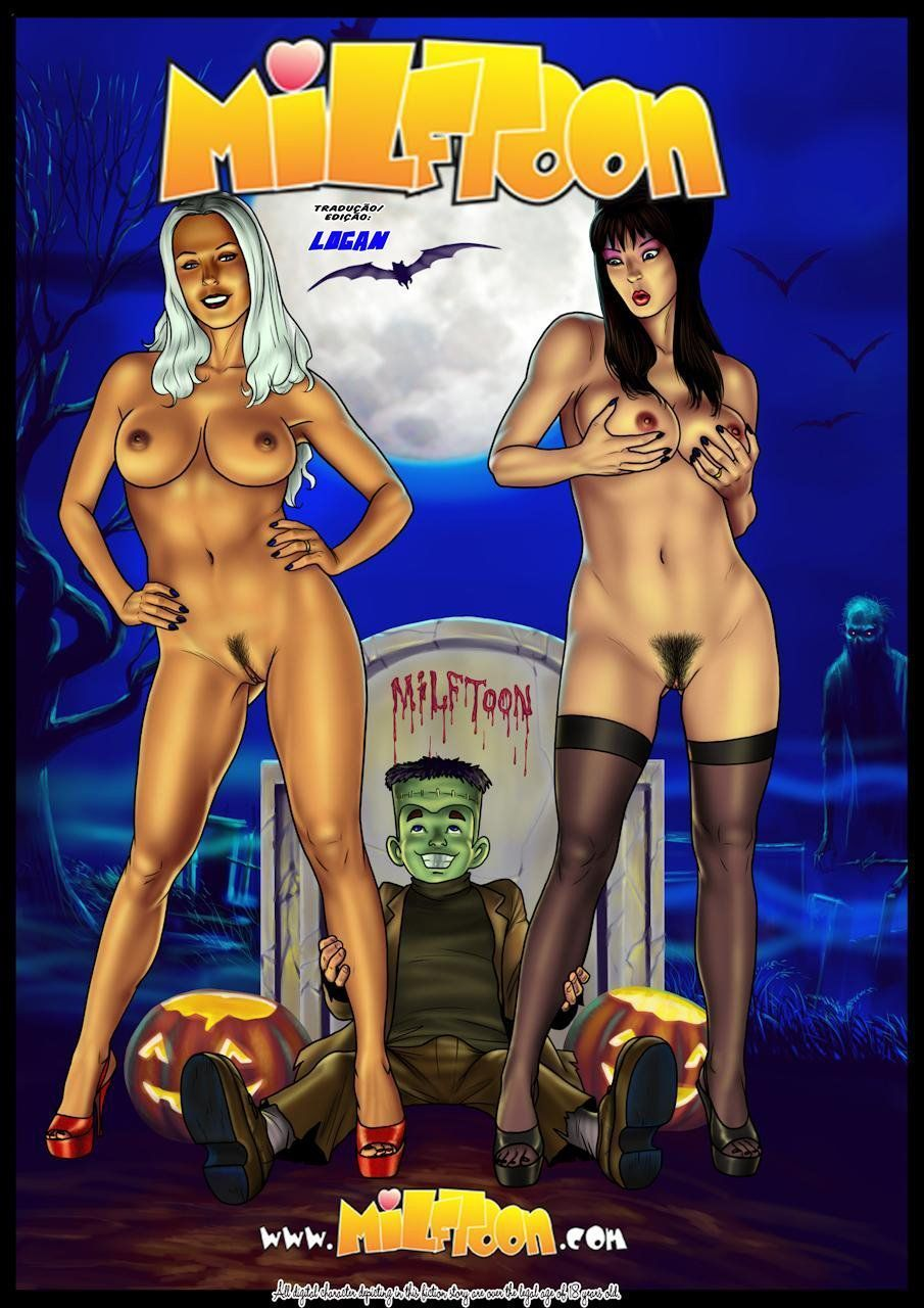 Família-monstro-incesto-comics-1
