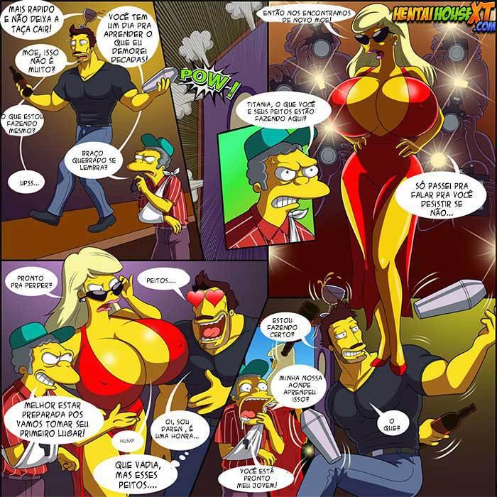 Simpsons-Pornô-Maude-Flanders-à-vadia-4