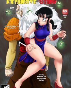 A picada sexual – Dragon Ball XXX