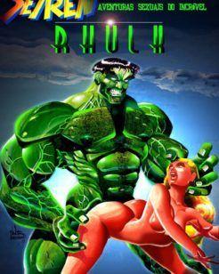 As aventuras sexuais do incrível Hulk