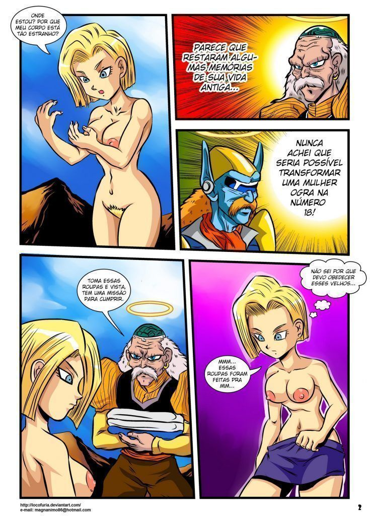 Hentai-lésbica-androide-18-2