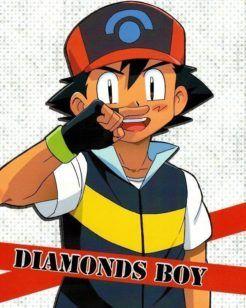 Introduzindo no Ash -Pokémon hentai gay
