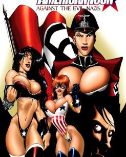 Nazista masoquistas – Quadrinhos pornô
