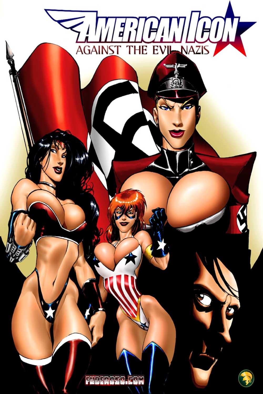 Nazista-masoquistas-Quadrinhos-pornô-1