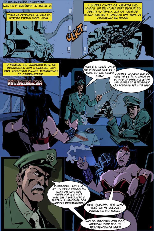 Nazista-masoquistas-Quadrinhos-pornô-2