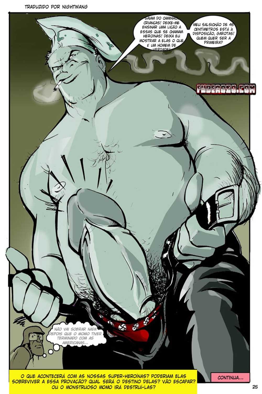 Nazista-masoquistas-Quadrinhos-pornô-25