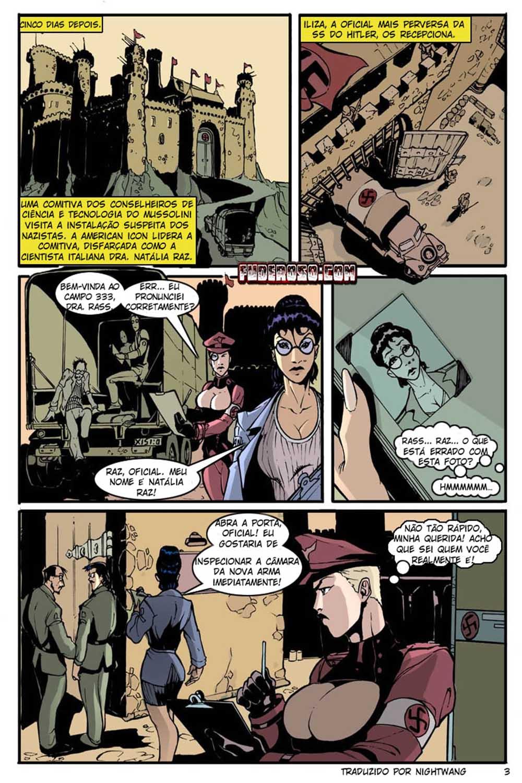Nazista-masoquistas-Quadrinhos-pornô-3