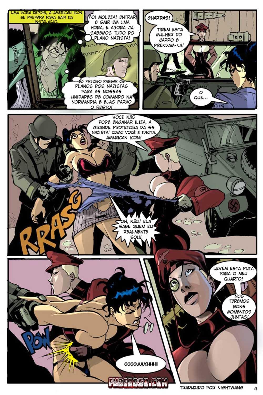 Nazista-masoquistas-Quadrinhos-pornô-4