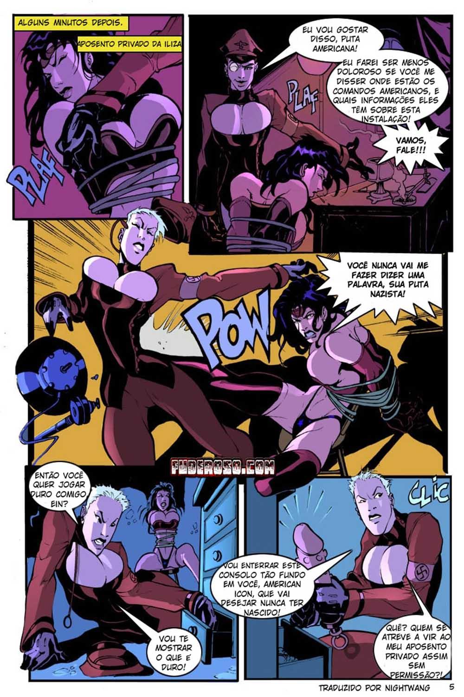 Nazista-masoquistas-Quadrinhos-pornô-5