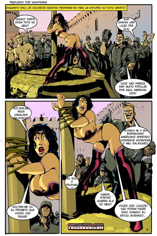 Nazista-masoquistas-Quadrinhos-pornô-8