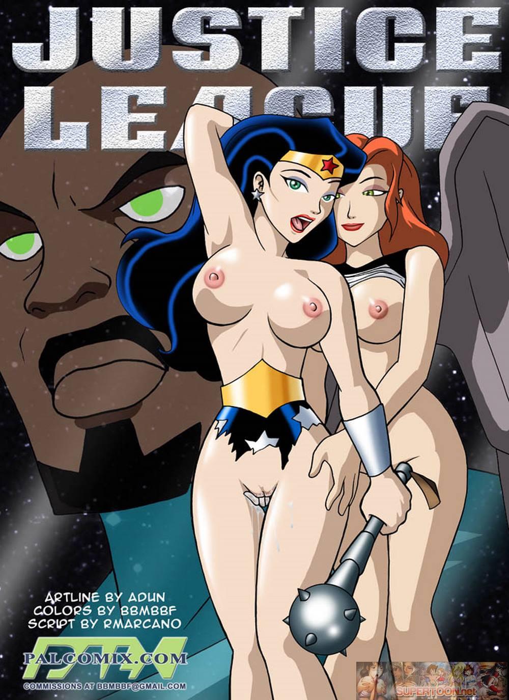 Liga-da-Justiça-Sexo-entre-heroínas-lésbicas-1