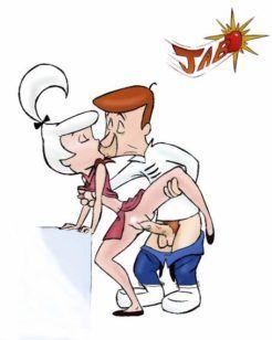 Os Jetsons pornô incesto família