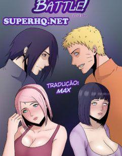 Batalha das esposas Naruto Hentai
