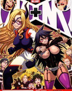 Boku no Hero Academia Hentai – Alunos x Profissionais