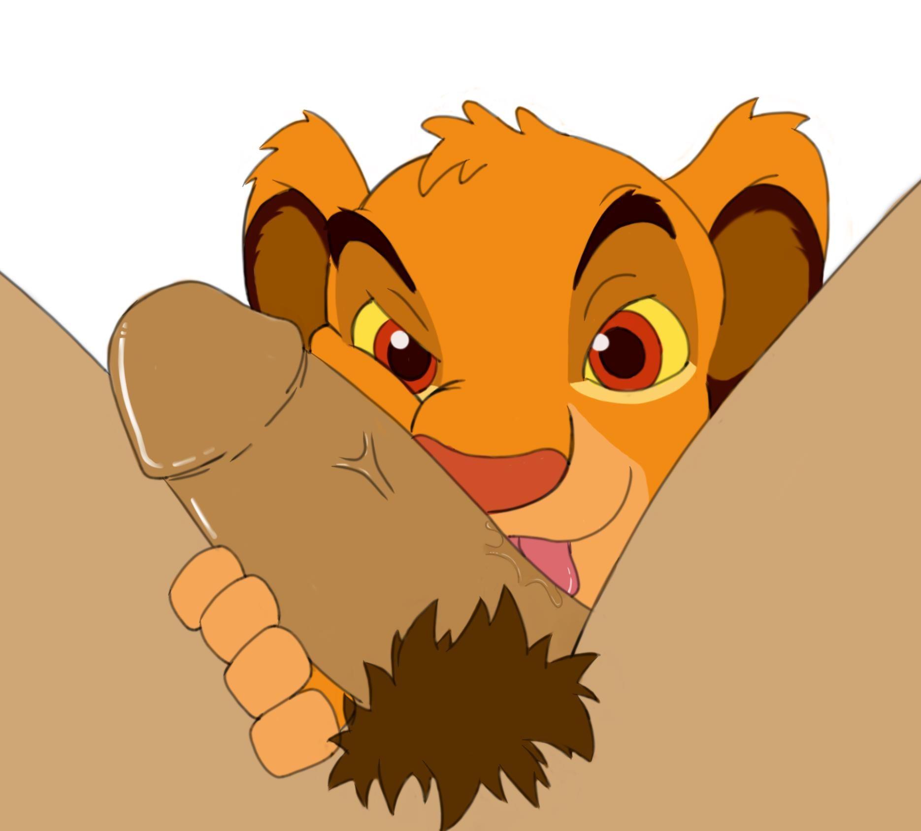 Simba-O-leãozinho-gay-1