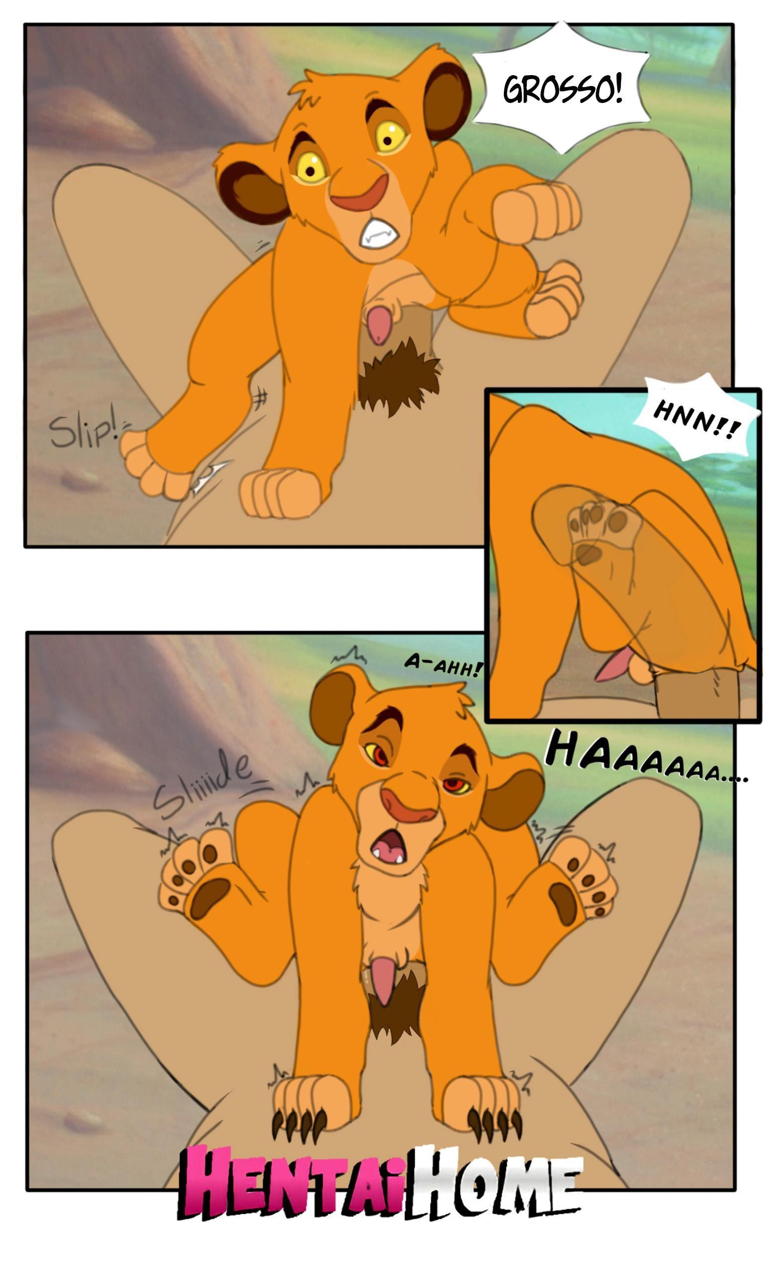 Simba-O-leãozinho-gay-3