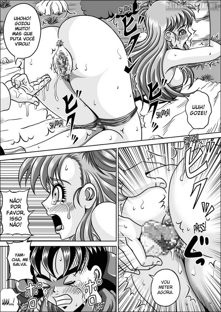 Dragon-Ball-Hentai-Bulma-no-treino-pesado-11