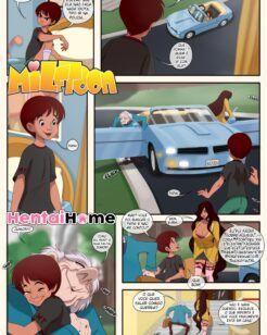Vingando da mamãe 03