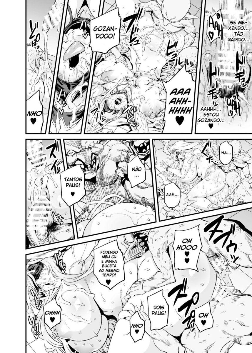 O ataque do Goblin Lord