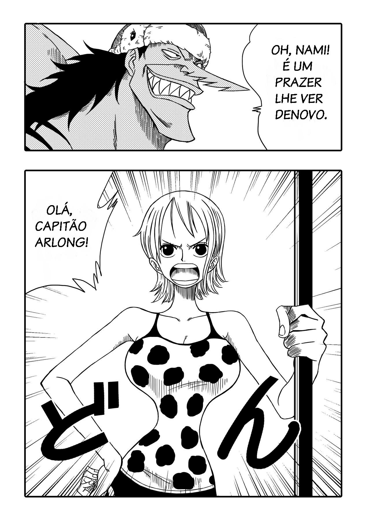 One Piece Hentai – Nami vs Arlong