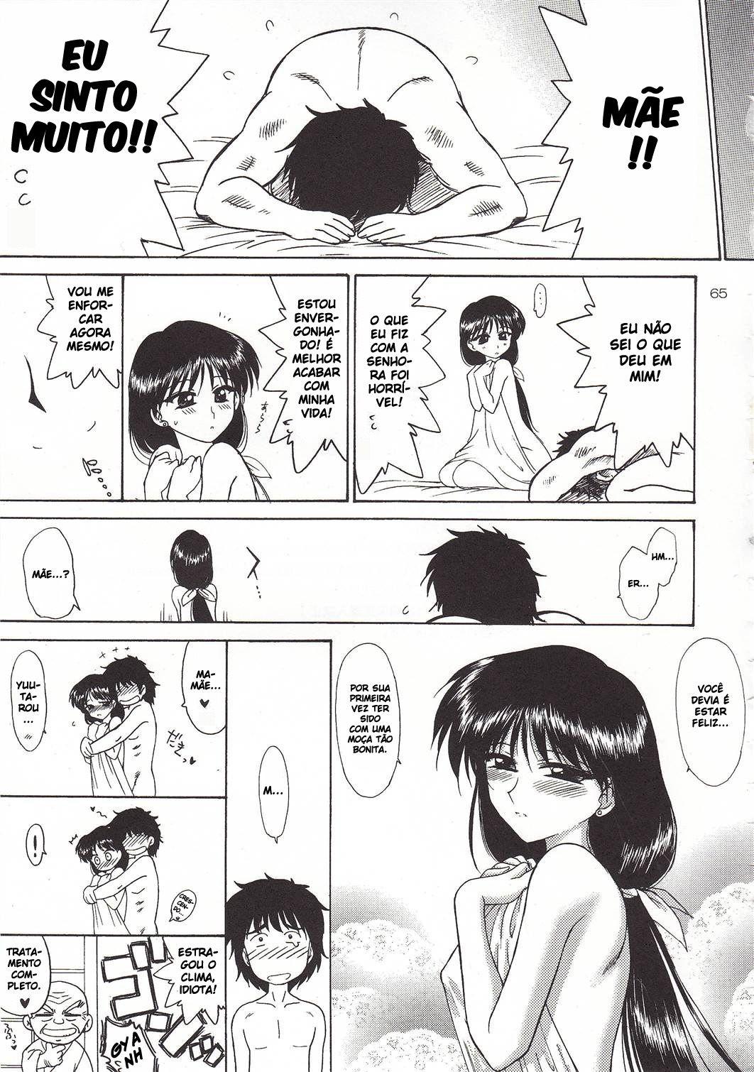 A cerimônia de Sailor Marte 02