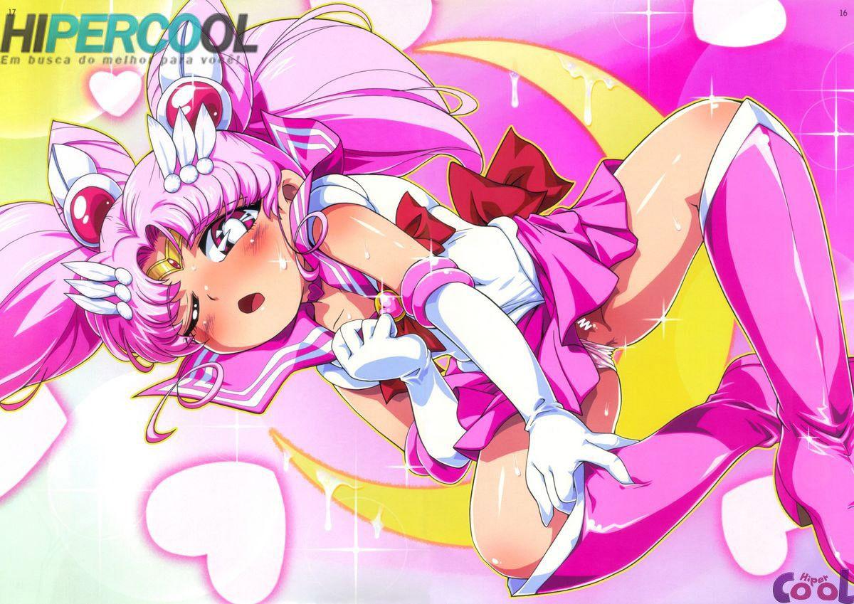 A pequena Sailor em apuros