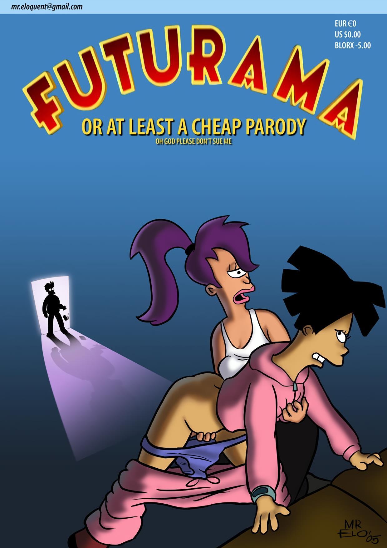 Futurama XXX – Fry e as garotas