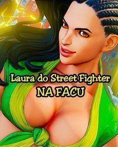Laura Street Fighter Pornô