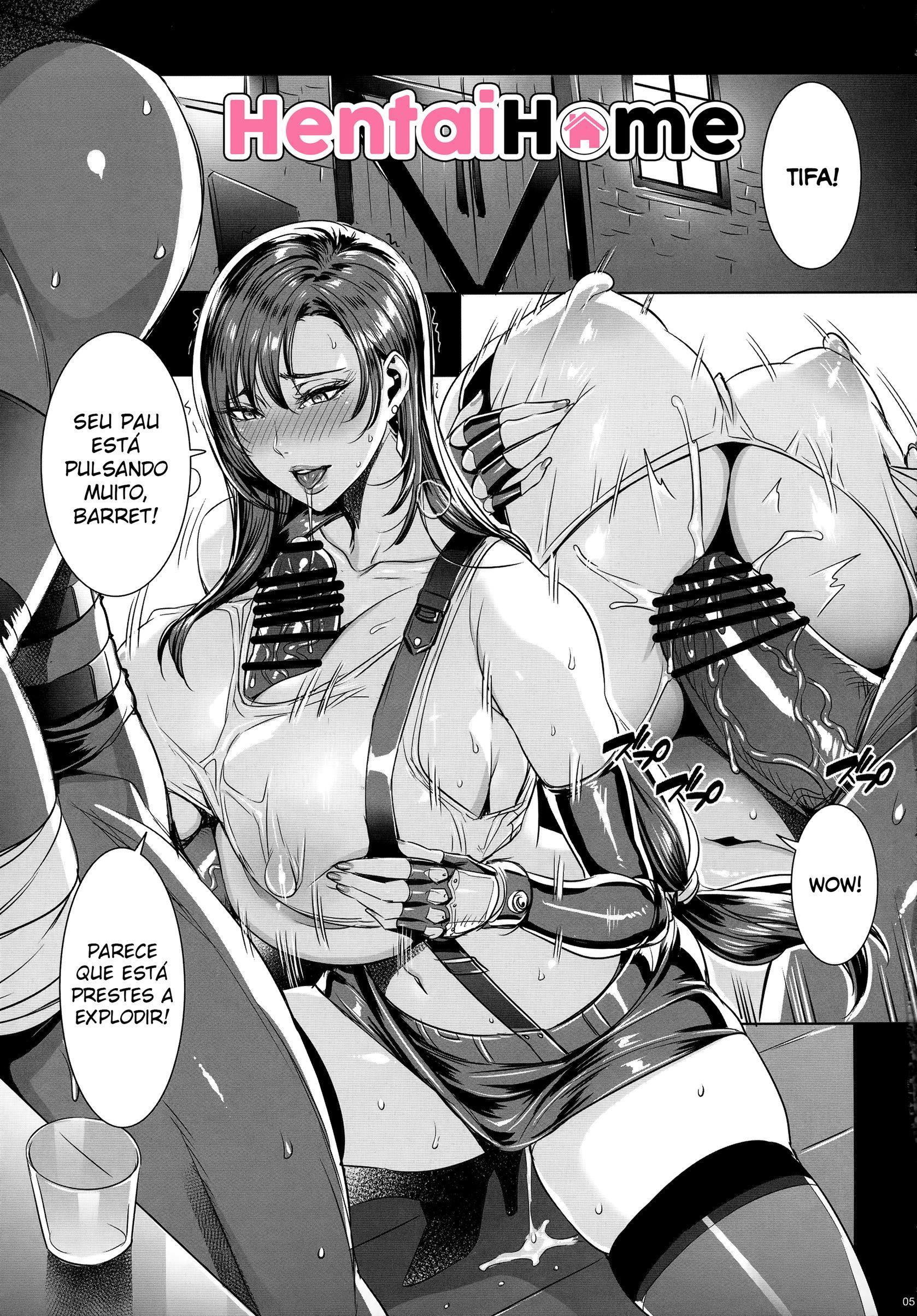 Mulher do setor 7