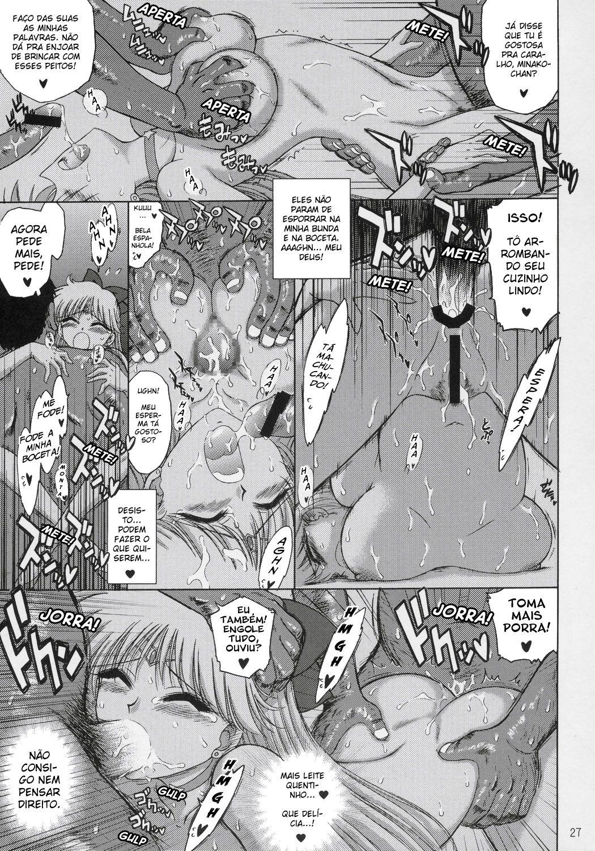 O acordo da Sailor Vênus