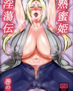 Tsunade se tornando escrava de Naruto