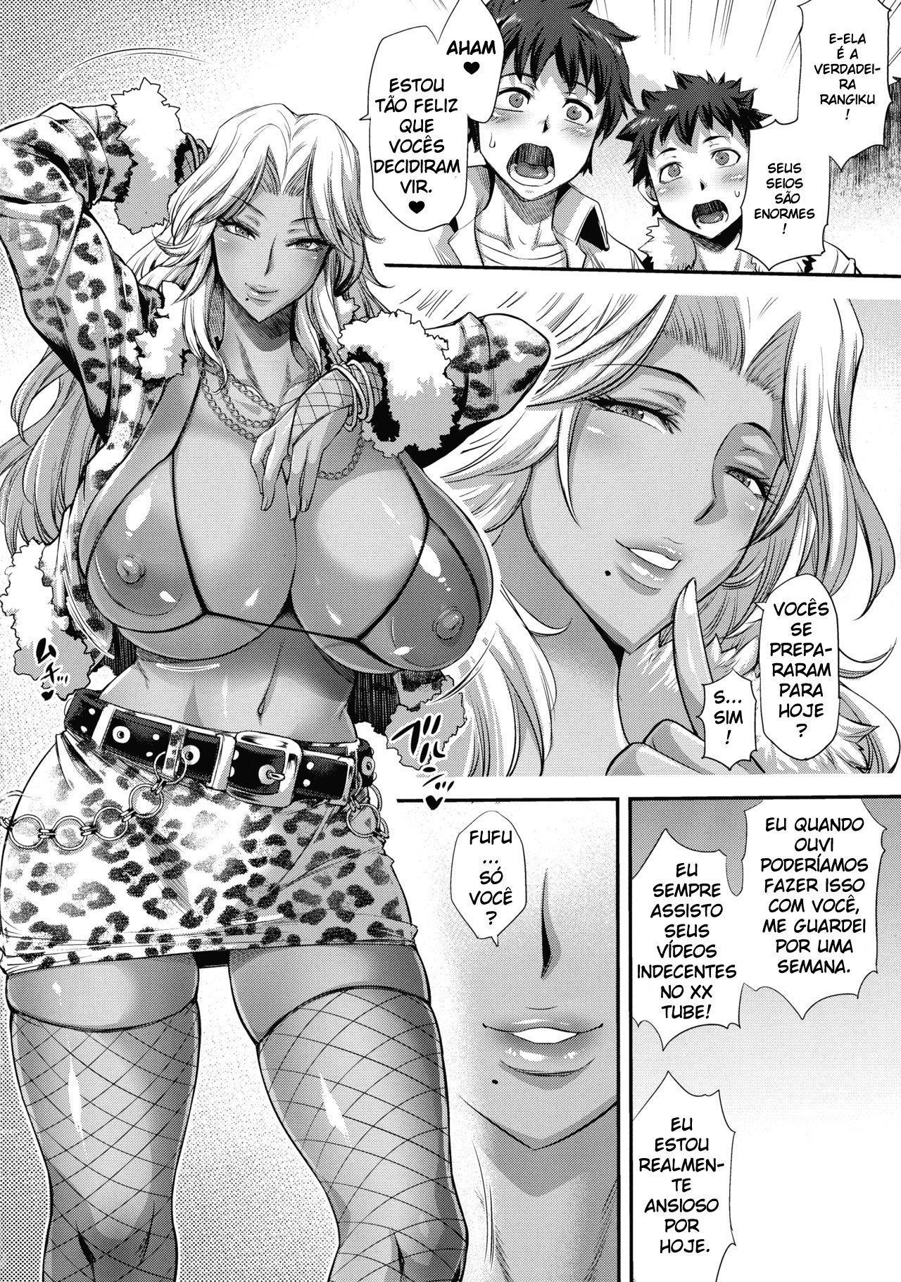 Atriz porno Futanari