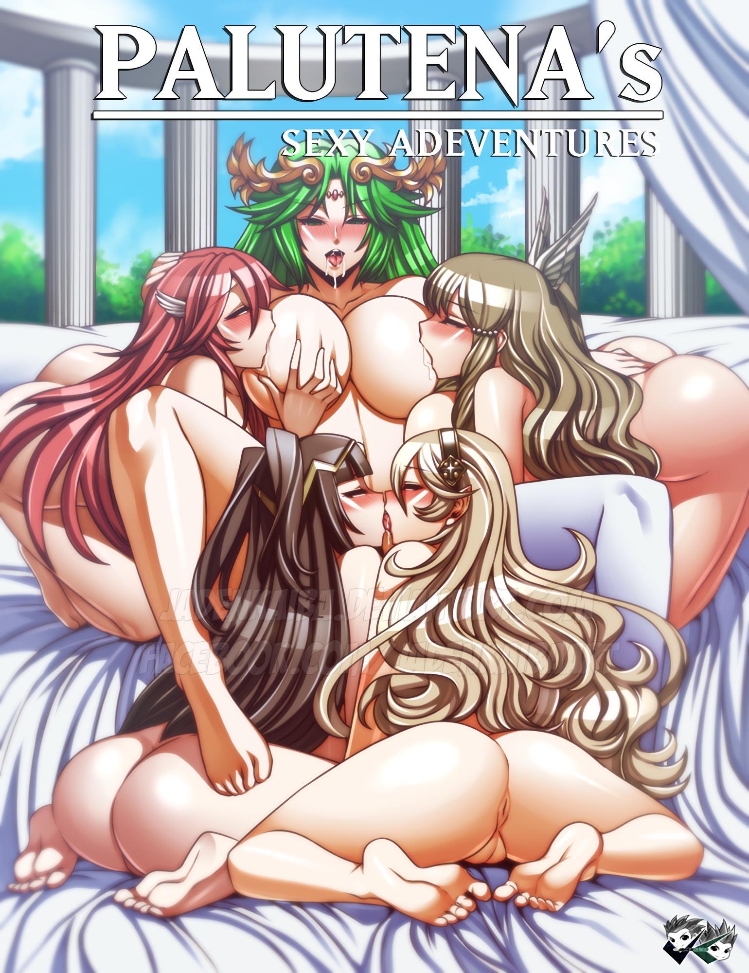 Aventuras Sexuais de Palutena