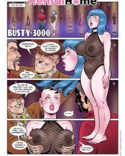 Busty – Boneca de submissão